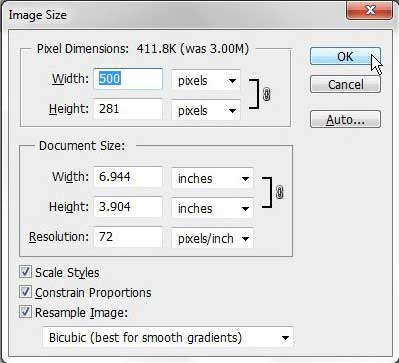 how to make your file size smaller