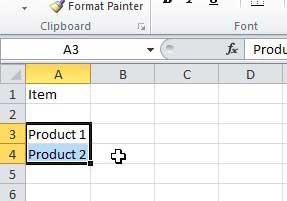 select both sequence values