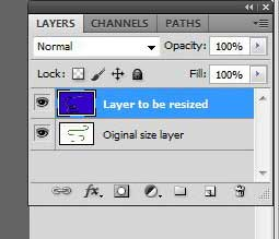 the layers panel for the example