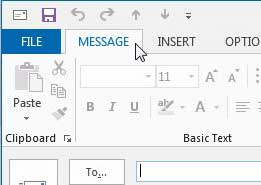 how to include signature in outlook 2013