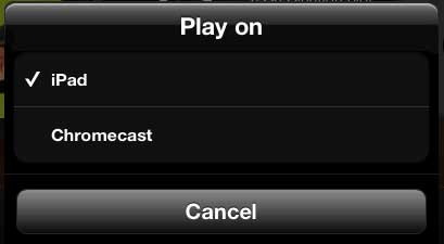 How to Watch Netflix on the Chromecast from an iPad 2