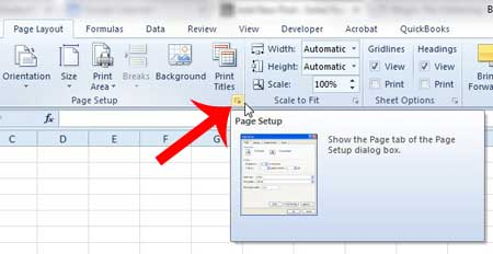 Why Is Excel 2010 Printing In Black And White